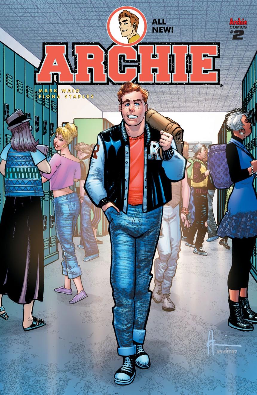 Archie#2ChaykinVar