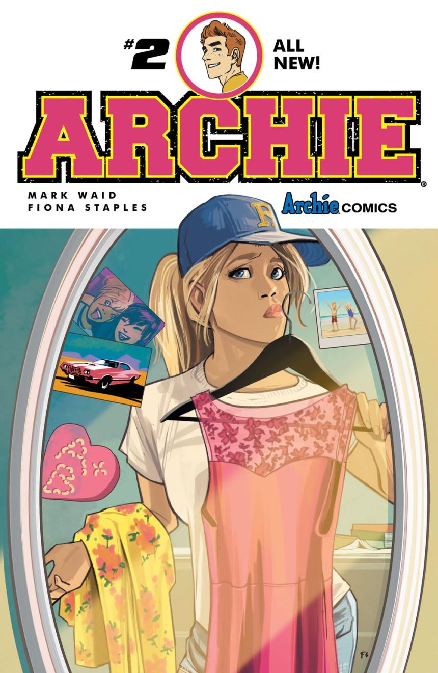 Archie#2StaplesRegCvr