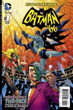 Batman 66 Lost Episode