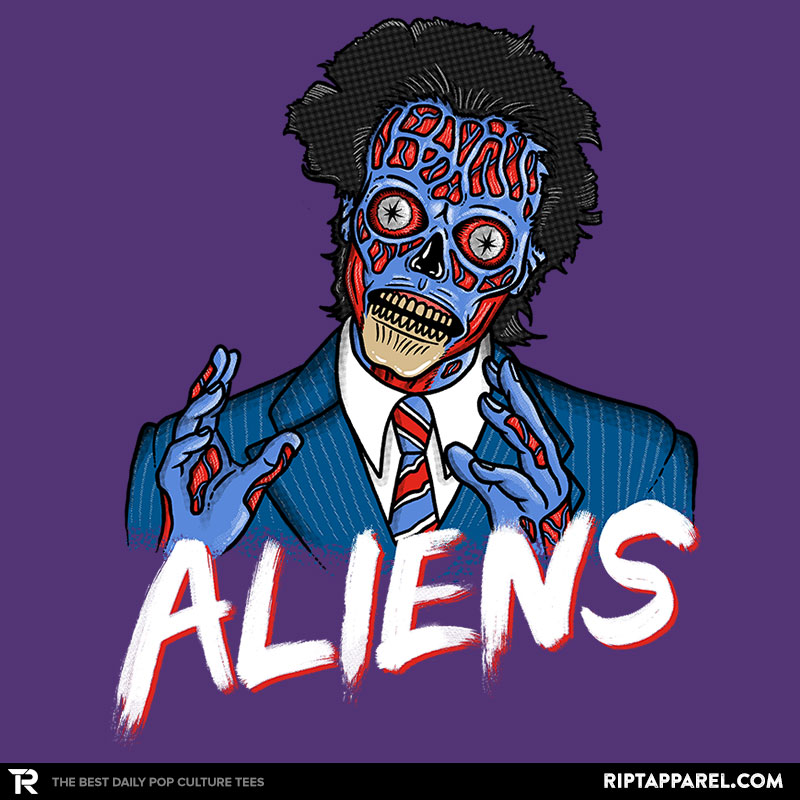 Because Aliens!