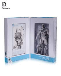 BlueLine Edition - Batman action figure designed by Jim Lee 1