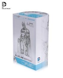 BlueLine Edition - Batman action figure designed by Jim Lee 2