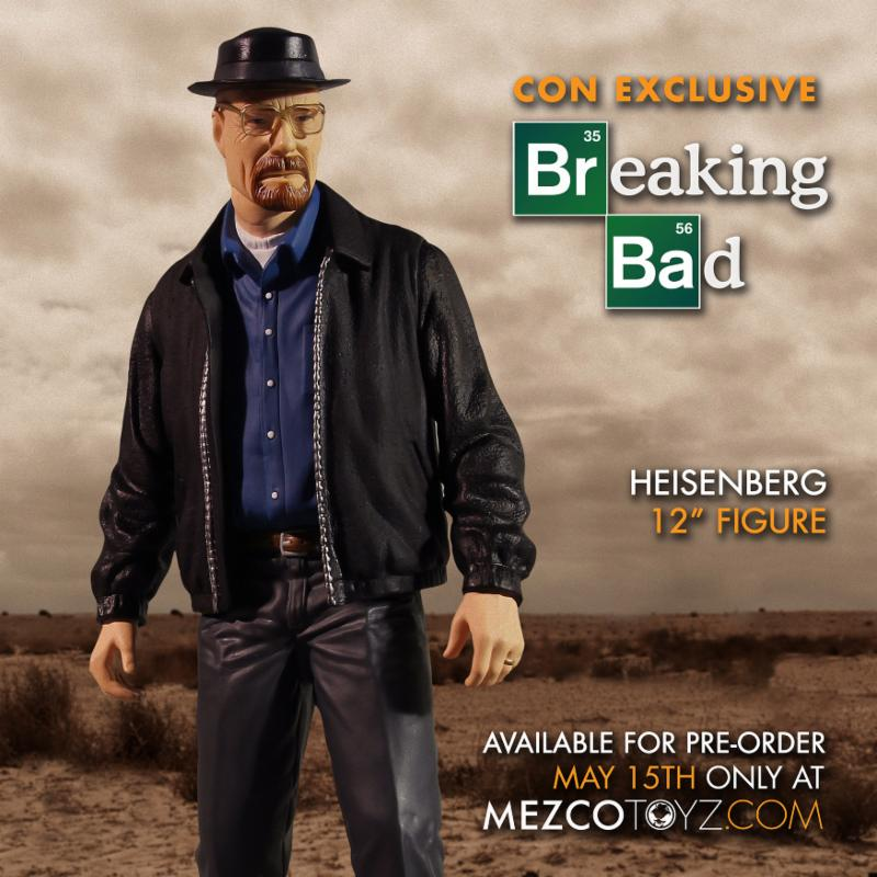 Breaking Bad 12 Heisenberg Variant Figure 1