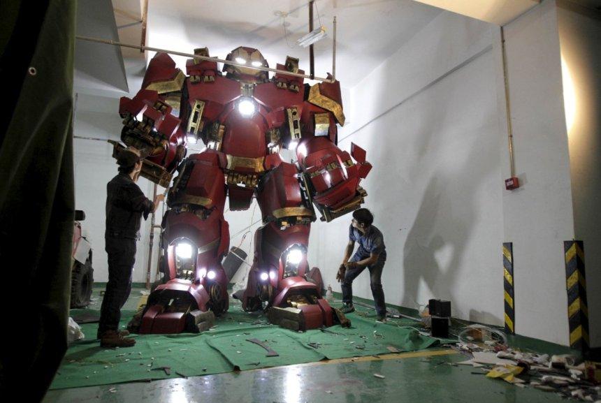 China Hulkbuster