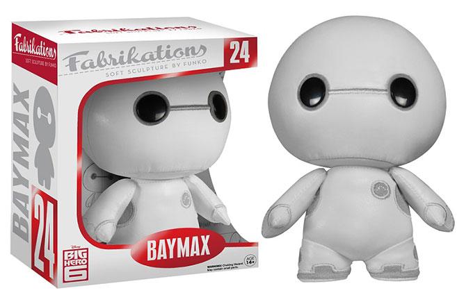 Fabrikations Baymax