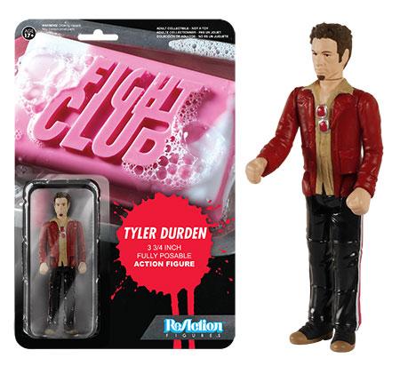 Fight Club ReAction Tyler Durden