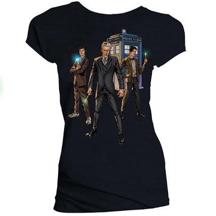 FOUR DOCTORS' EVENT LADIES T-SHIRT