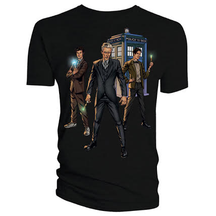 FOUR DOCTORS' EVENT MENS T-SHIRT
