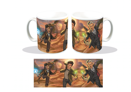 FOUR DOCTORS' EVENT MUG!
