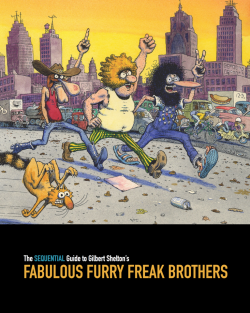 Freak Brothers Guide - cover