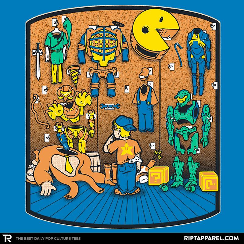 Gamer's Closet