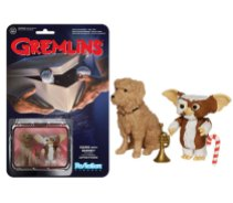 Gremlins ReAction Gizmo and Barney