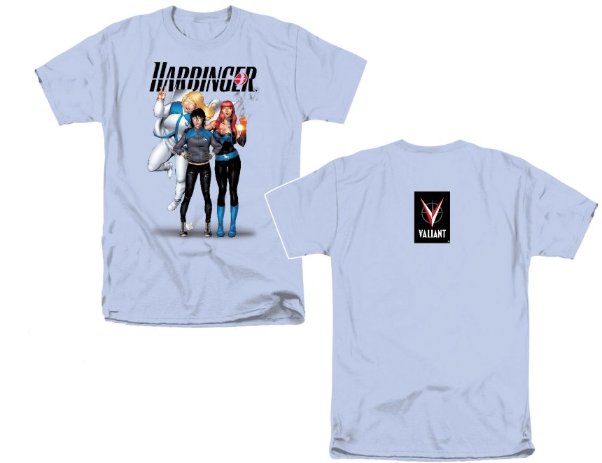HARBINGER_t-shirt