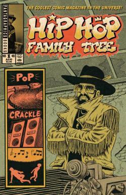 Hip Hop Family Tree #1