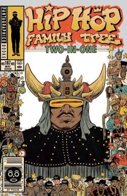 Hip Hop Family Tree FCBD