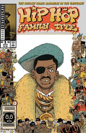 Hip Hop Family Tree Gotham Central Comics and Collectibles Variant
