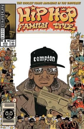Hip Hop Family Tree Third Eye Variant
