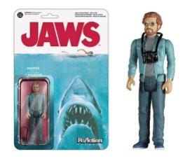 Jaws ReAction Matt Hooper