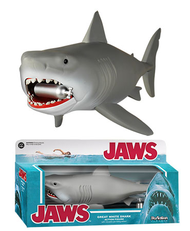 Jaws ReAction Shark