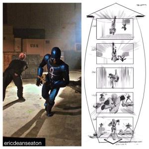 Legend of the Mantamaji Storyboards