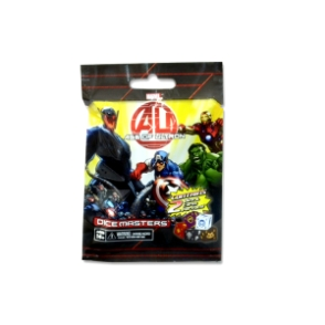 Marvel Dice Masters Age of Ultron Foil Pack