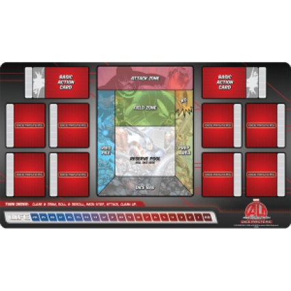 Marvel Dice Masters Age of Ultron Playmat