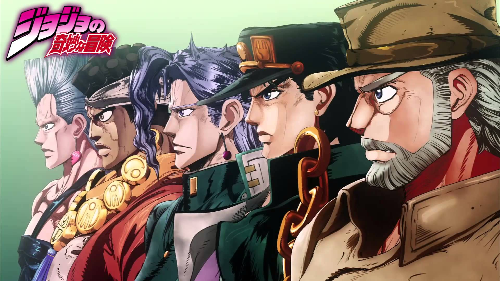 review jojo s bizarre adventure part 3 stardust crusaders