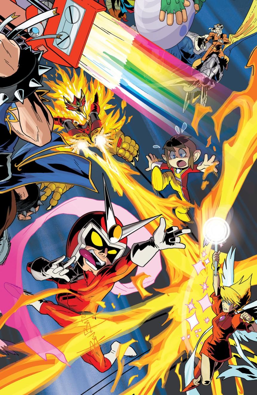 Megaman#52mosaicvar