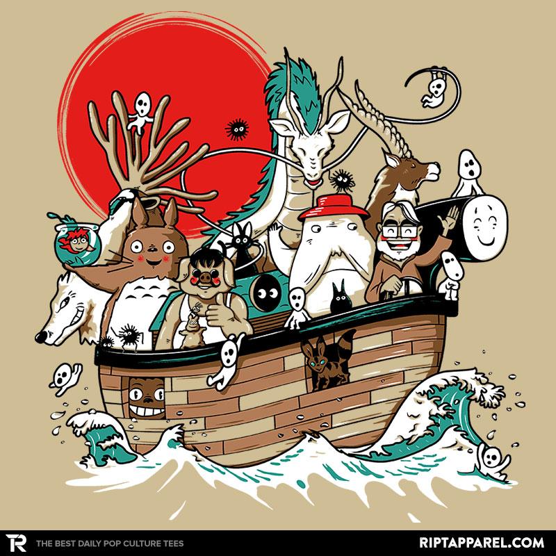 Miyazaki's Ark