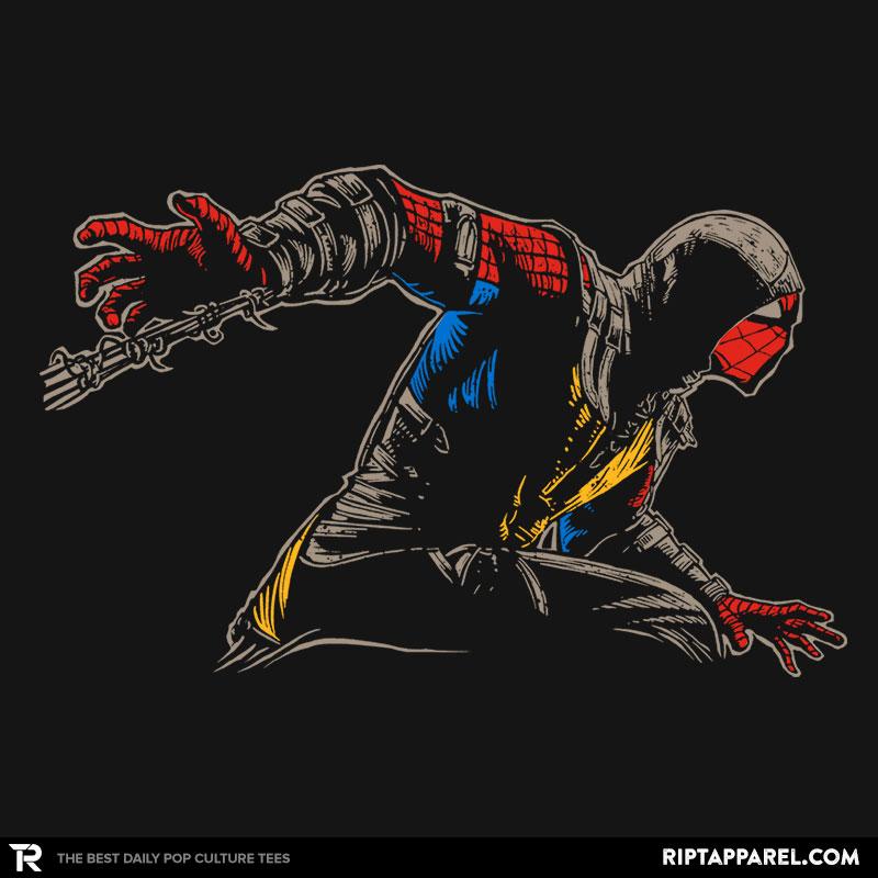 Mortal Spider X