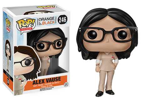 Orange Is the New Black Pop Alex Vause