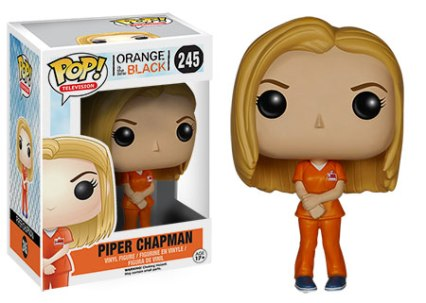Orange Is the New Black Pop Piper Chapman