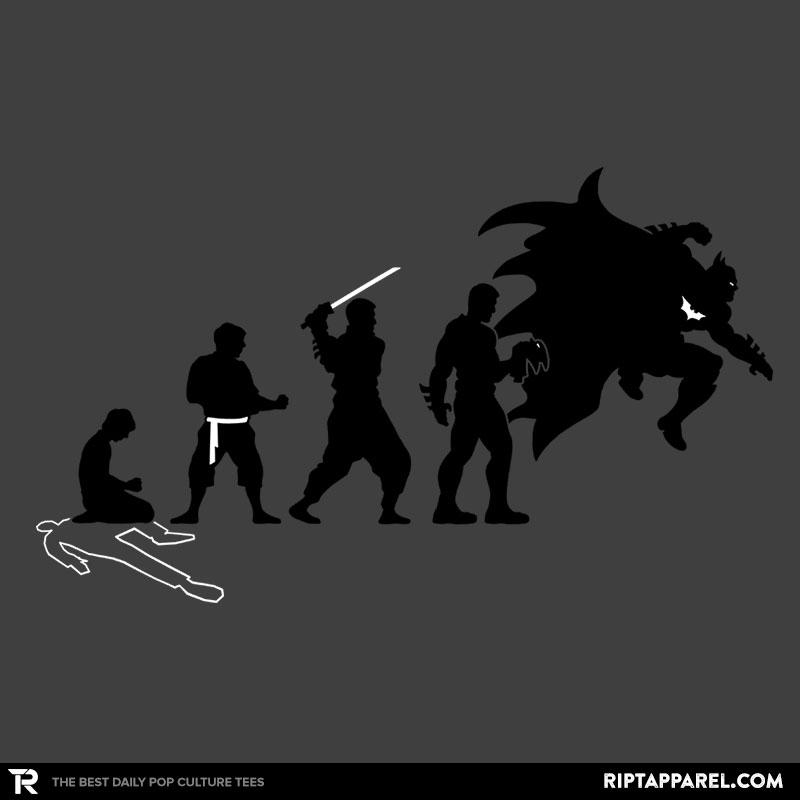 Path Of The Bat