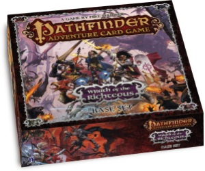 Pathfinder Adventure Card Game (PACG) Wrath of the Righteous