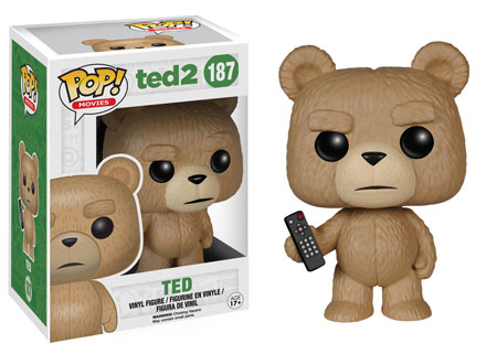 Pop! Movies Ted 2 Figure 1