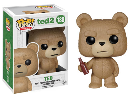 Pop! Movies Ted 2 Figure 2