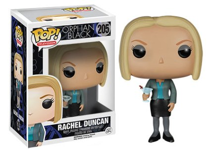 Pop! TV Orphan Black Rachel Duncan