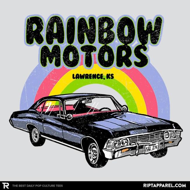 Rainbow Motors