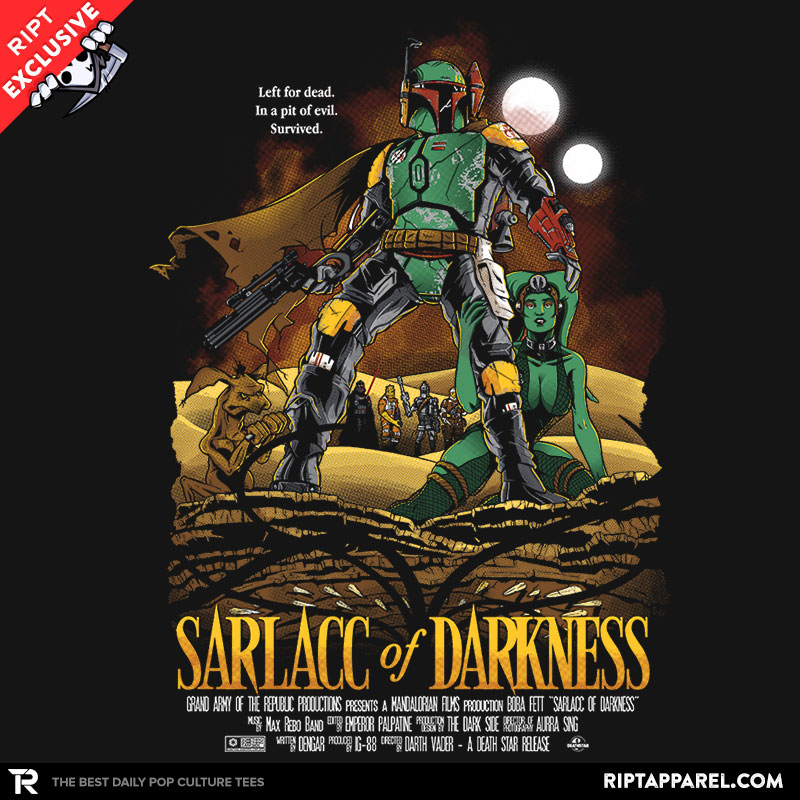 Sarlacc of Darkness