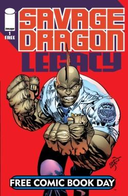 Savage Dragon Legacy