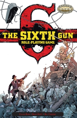The Sixth Gun Roleplaying Game