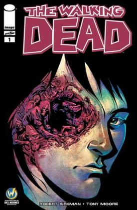 The Walking Dead #1 Phil Hester