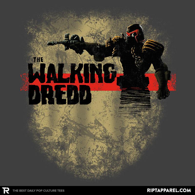 The Walking Dredd