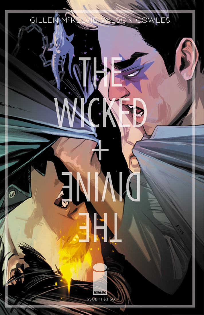 THE WICKED + THE DIVINE #11 Staples Variant