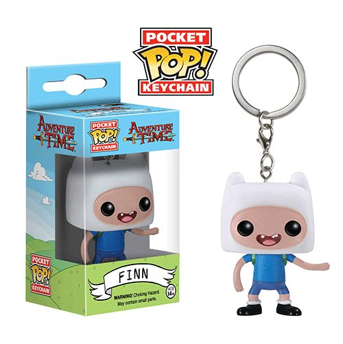 Adventure Time Pocket Pop! Keychains 1