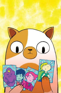 Adventure time comic book download