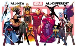 All New All Different Marvel Teaser 2