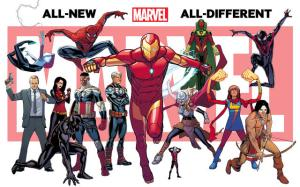 All-New All-Different Marvel Teaser