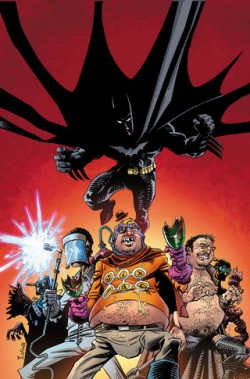 All Star Section 8 #1 Cover