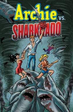 Archie vs Sharknado Dan Parent